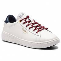 Сникерcы Pepe Jeans Roxy Premium PLS30856 White 800
