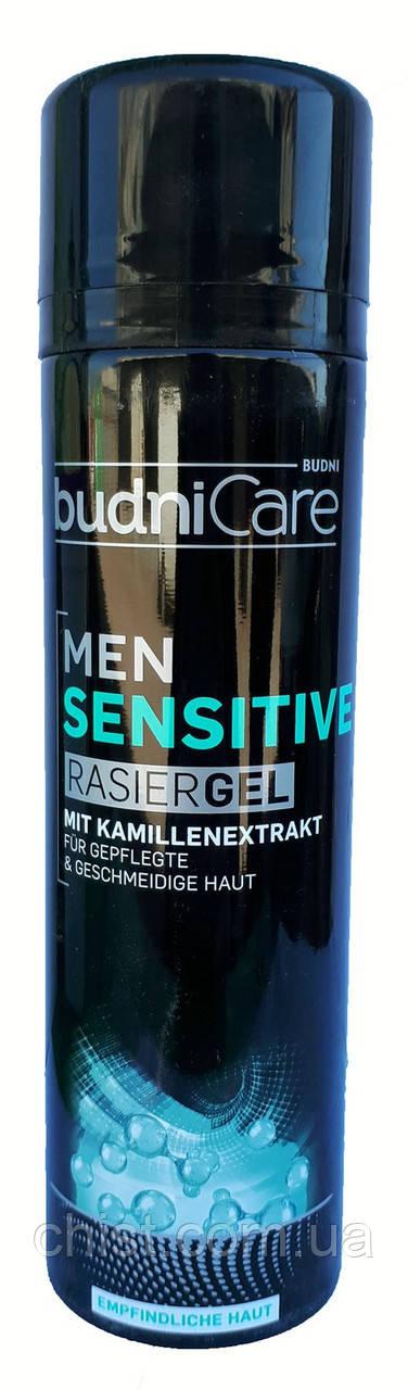 BudniCare гель для бритья (250 мл) Sensitive