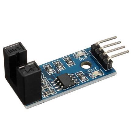 ИК-датчик положения щелевой (оптопара) LM393, фото 2