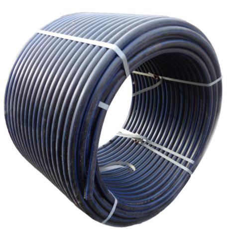 Труба Водопроводная Черн/Син. 40 Труба 10 Атм. (Бесплатная Доставка)