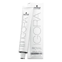 Красители  для седых и зрелых волос Schwarzkopf Professional IGORA ROYAL Absolutes SilverWhite, 60 ml