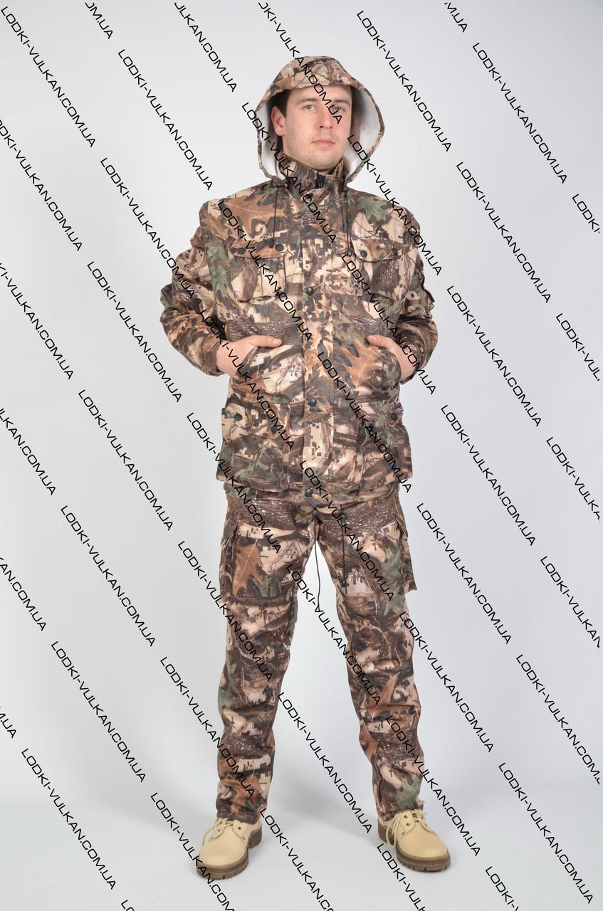 """Летний костюм для охоты: """"Велюр Дуб"""" (для рыбалки, пэйнтбола и других видов активного отдыха на природе)"""