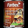 Лак алкидный ПФ-170 Farbex для наружных работ глянцевый 0,75 л