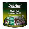 Краска масляная МА -15 DekArt (желтая) 2,5кг