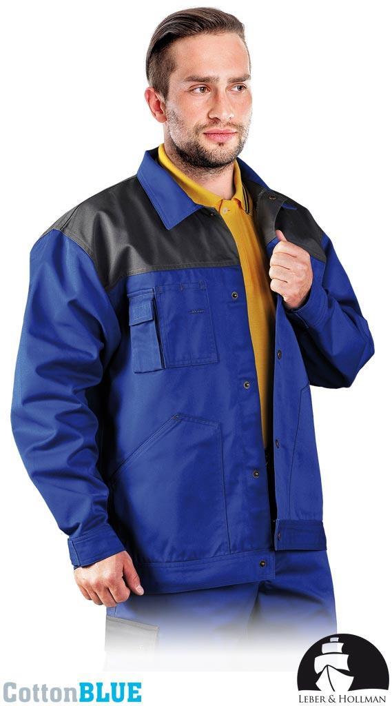 Блуза LH-MELTER рабочая 100 % хлопок торговой маркu LEBER HOLLMAN  - Германия