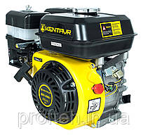 Бензиновий двигун Кентавр ДВЗ-200Б1 (6,5 л. с., ручний старт, шпонка Ø20 мм, L=56,5 мм)