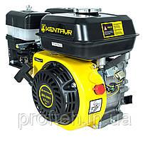 Бензиновый двигатель Кентавр ДВЗ-200Б1 (6,5 л.с., ручной старт, шпонка Ø20 мм, L=56,5 мм)