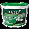 Краска-грунт универсальная Farbex с кварцевым наполнителем, 14 кг (белая)