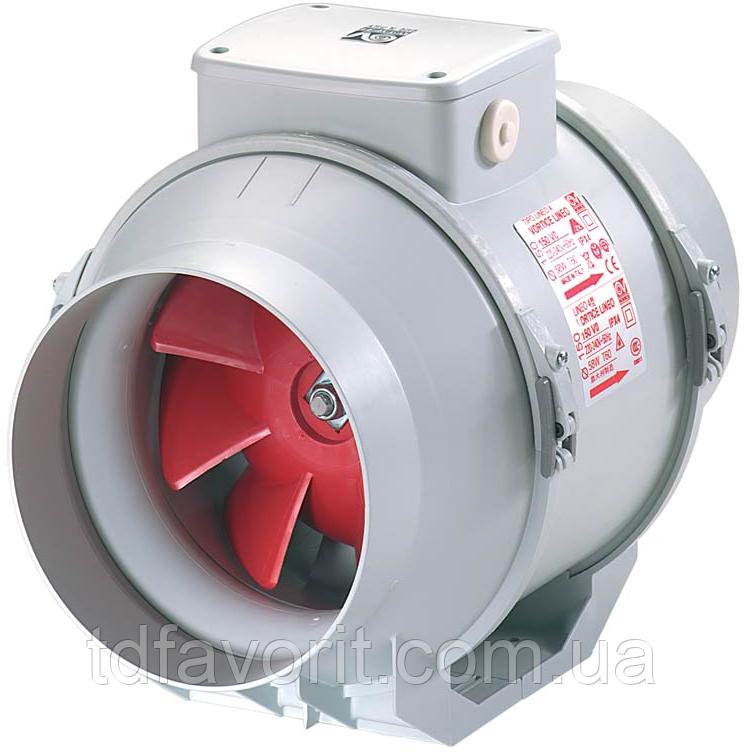 Канальний вентилятор Vortice Lineo 200 T VO