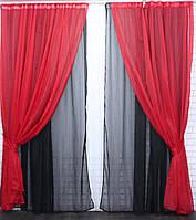 Комплект готовых штор для зала интернет магазин новинка 3