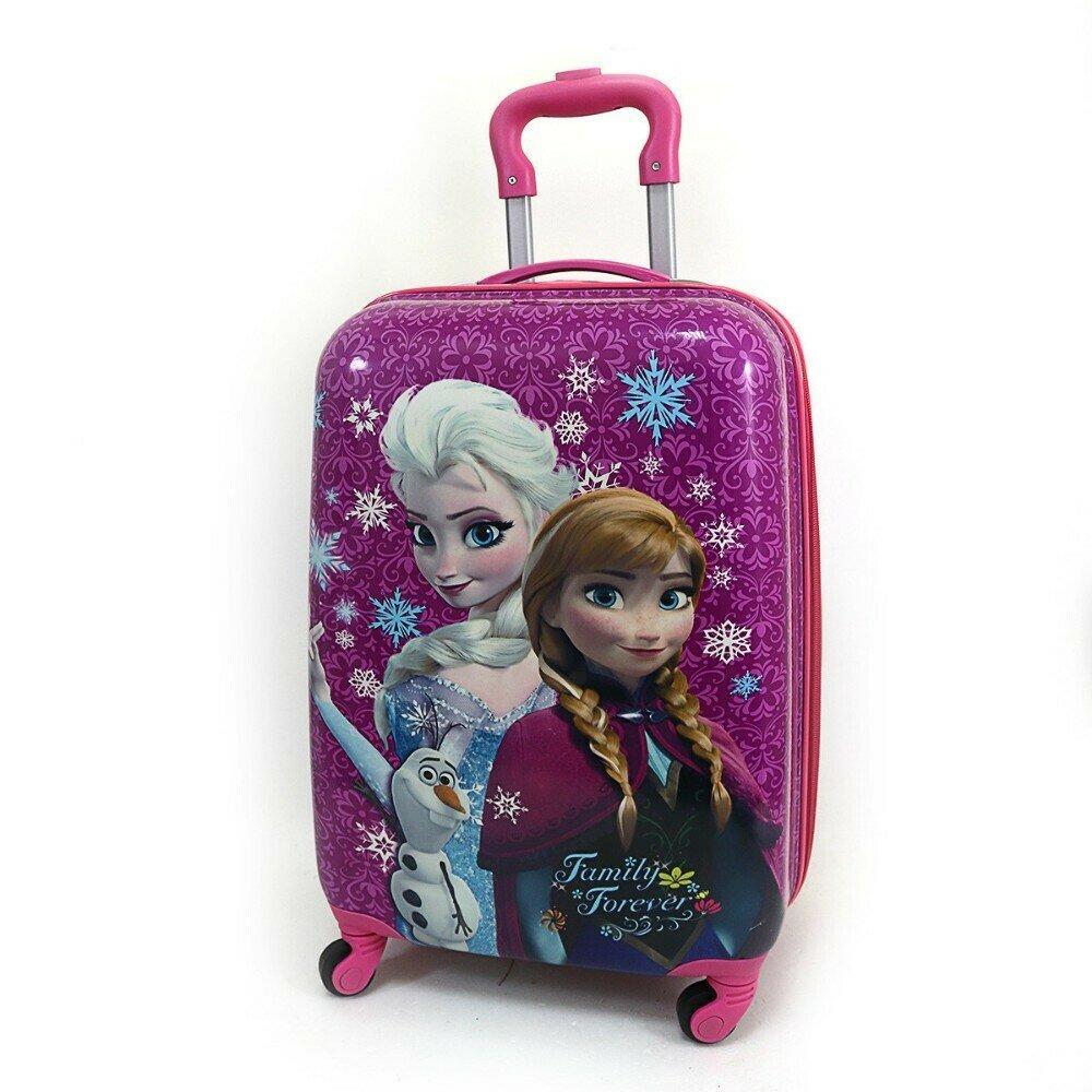 Дитяча валіза на колесах frozen (холодне серце )
