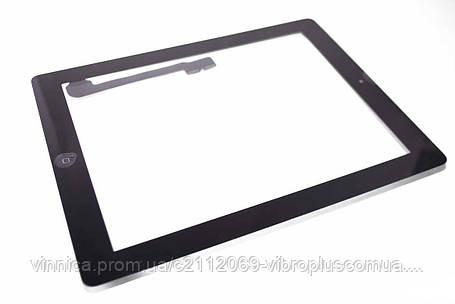 Тачскрин (сенсор) Apple  iPad 3, iPAD 4 Copy, black (черный), фото 2
