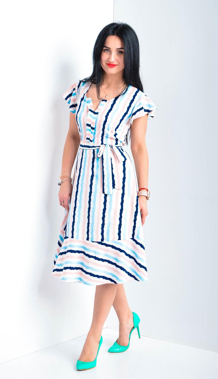Платье женское летнее. Размеры 44,46,48,50.