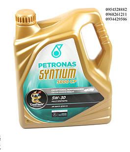 Масло 5W30 SYNTIUM 5000 XS (4L) PETRONAS (Малайзия) 18144019