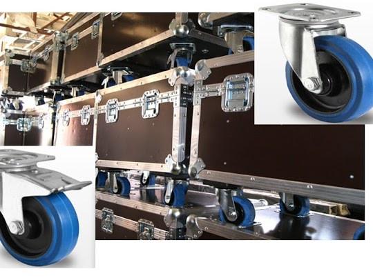 Колеса для концертного оборудования