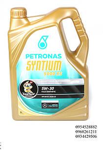Масло 5W30 SYNTIUM 5000 CP (5L) PETRONAS (Малайзия) 18315019