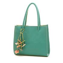 Модная повседневная сумка с брелком, фото 3