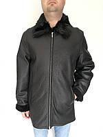 Дубленка мужская Oscar Fur 359 Черный, фото 1