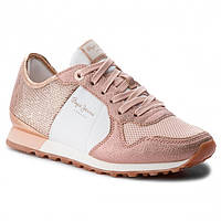 Сникерcы Pepe Jeans Verona W Sequins PLS30625 Factory Pink 327, фото 1