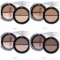 Пудра Topface Instyle Contour&Highlighter PT262 01