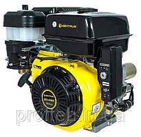 Бензиновий двигун Кентавр ДВЗ-420БЕ (15,0 л. с., ел.стартер, шпонка Ø25,4мм, L=72.2 мм)