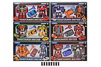 Робот - трансформер Тобот 529,Tobot 6 видів