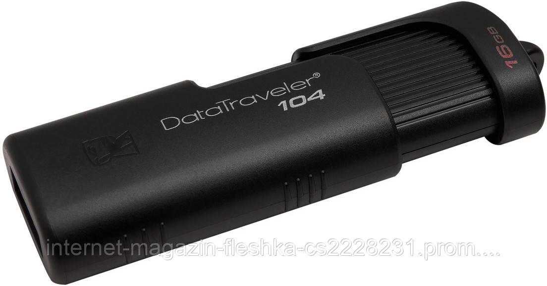 USB-флешка Kingston DT 104 16 gb USB 2.0