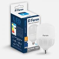Led лампа Feron LB-65 60W E27-E40 6400K