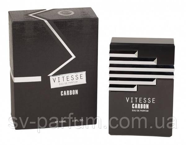 Парфюмированная вода мужская Vitesse Carbon 100ml