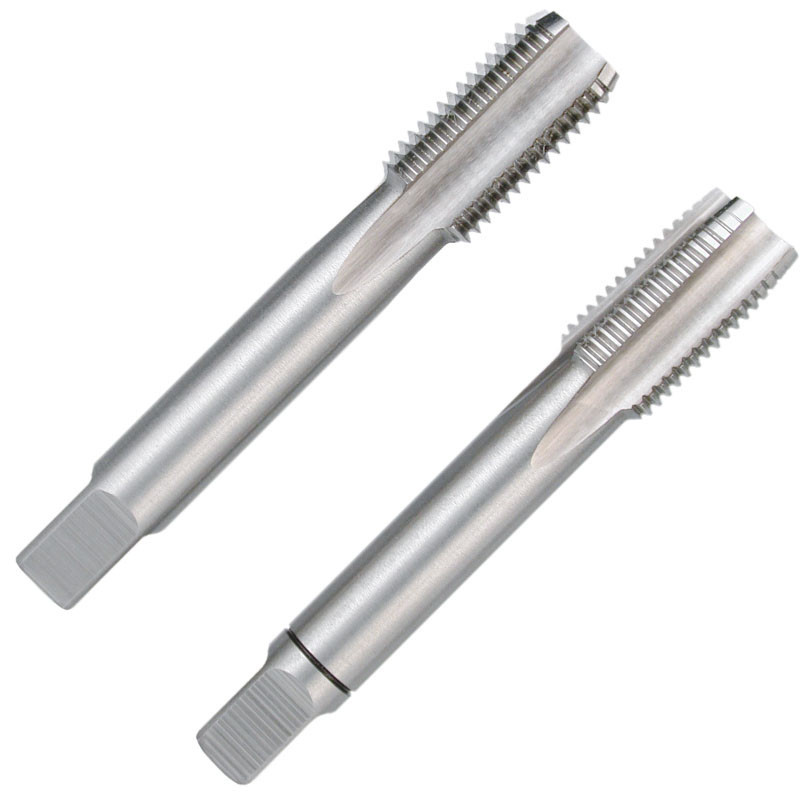 Метчик ручной М 6х0.75 комплект из 2-х штук левый внутризавод