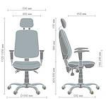 Кресло Регби HR MF Chrome Квадро-02, фото 10