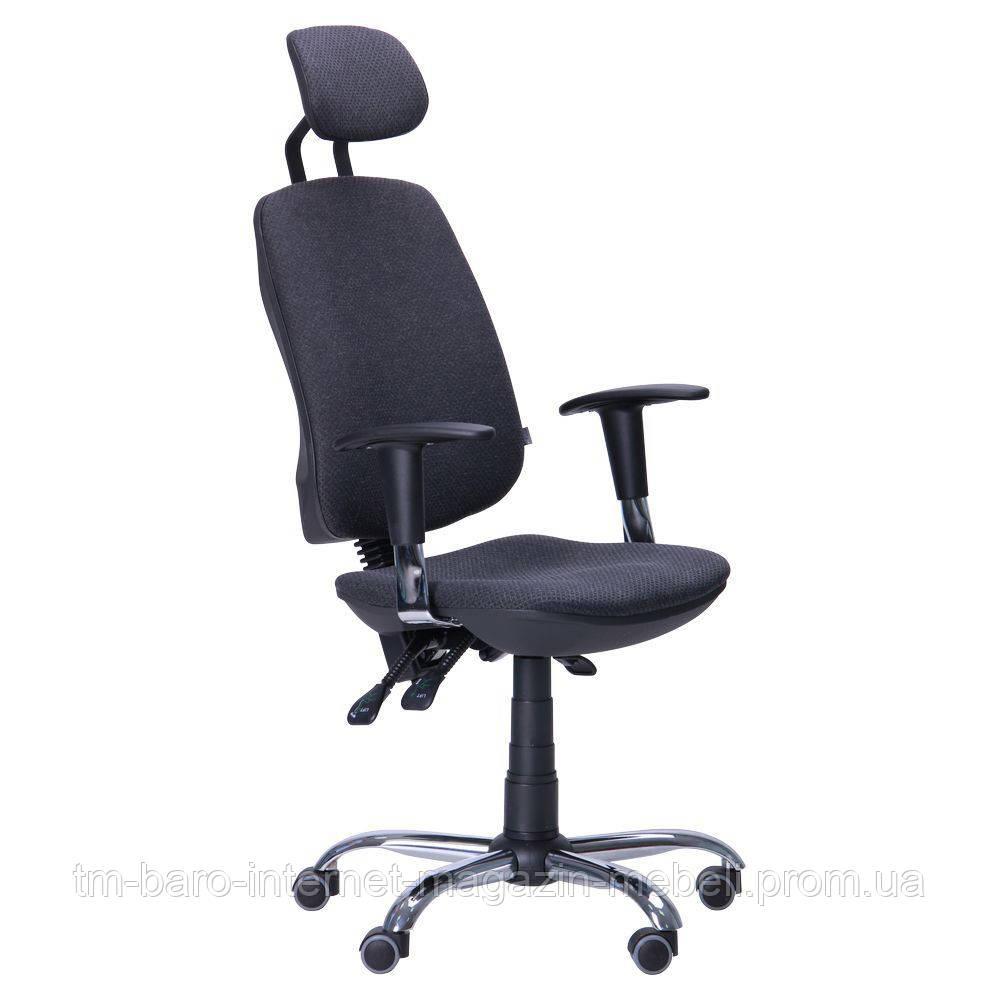 Кресло Регби HR MF Chrome Квадро-02