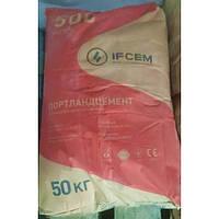 Цемент ПЦ-І-500  (Ив.-Франковск)  (50кг)