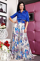 Костюм женский юбка + жакет Этро А4 Медини 50-52 размеры