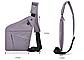 Мужская сумка CrossBody 2 NEW Black Кросс боди 2 + Нож-кредитка в Подарок  , фото 9