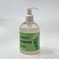 CANNI Callus Remover Mint - каллус ремувер для педикюра, мята, 300 мл