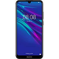 Мобильный телефон Huawei Y5 2019 Black Faux Leather (51093SHA/51093SGT)