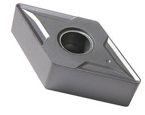 DNMG150604 (сталь+нерж. сталь) Твердосплавная пластина для токарного резца, фото 2