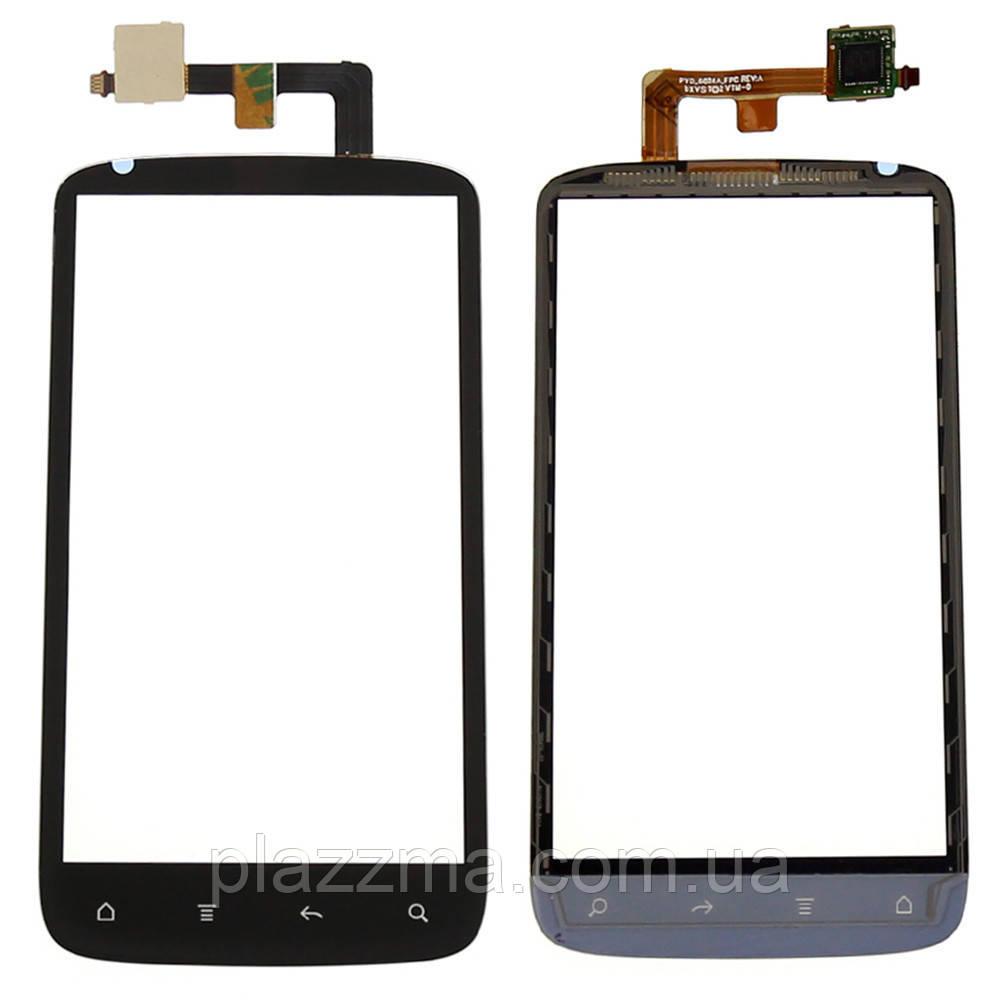 Сенсор (тачскрин) HTC Z710e/ G14 Sensation чёрный