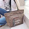 Оригинальная сумка шоппер с цветными ремешками, фото 4