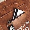 Оригинальная сумка шоппер с цветными ремешками, фото 5