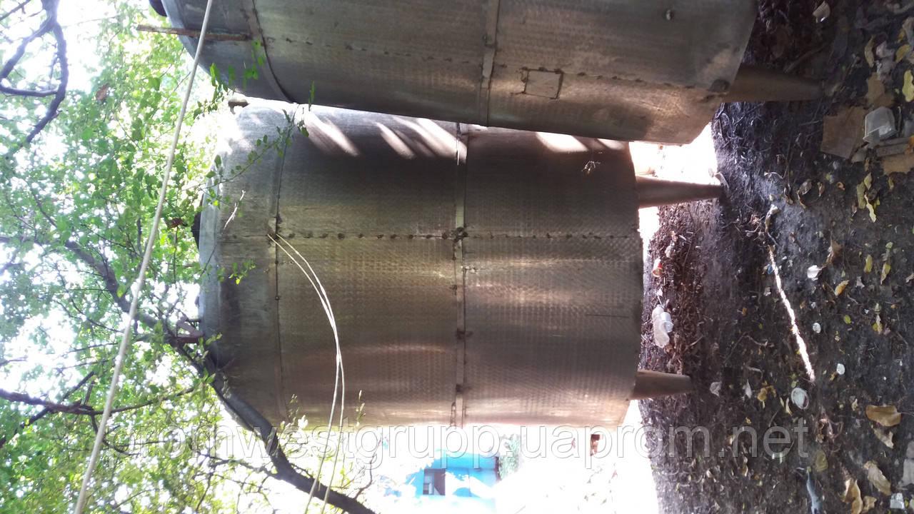 Сосуд Я1 ОСВ 6,3 м.куб