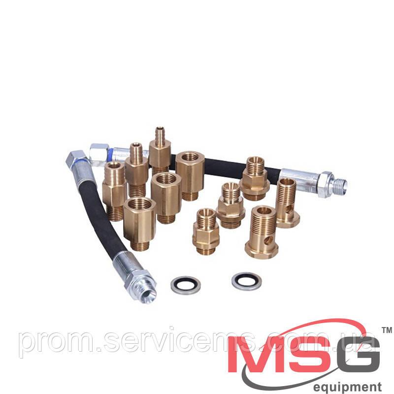 Комплект штуцеров для проверки насосов ГУР на стенде MSG MS00555