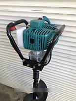 ✔️ Мотобур AL-FA/альфа GD520-A / двухтактный, 5,2 кВт / Гарантия 1 год!!!, фото 3