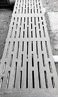 Резиновый коврик Экопол для щелевого пола