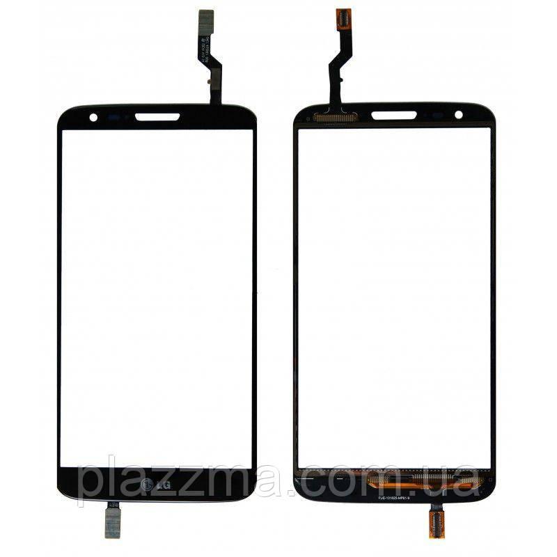 Оригинальный Тачскрин сенсор LG G2 D802, G2 D805 Black