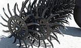 Нова Ротаційна борона мотика John Deere Yetter 6 м (не складна) Ротационная борона мотыга 3421, фото 7