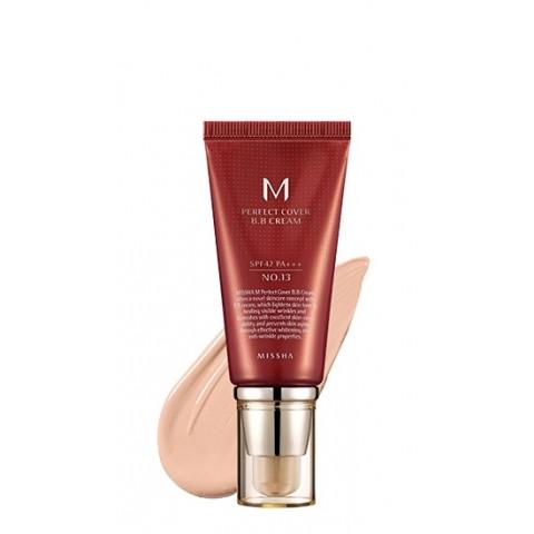 ББ крем Missha M Perfect Cover BB Cream 42 SPF/PA+++ 50 мл 13 тон, 50 мл