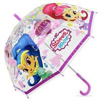 Зонты для девочек оптом, Disney, 48*8 см, арт. 660-006