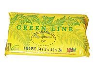 Пакеты фасовочные Green Line 14*26 см тысячник